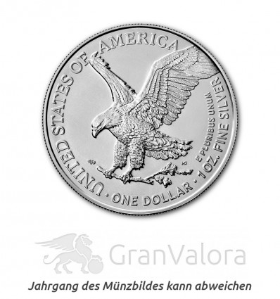 1 oz Silber American Eagle