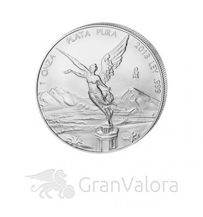 1 oz Silber Mexico Libertad