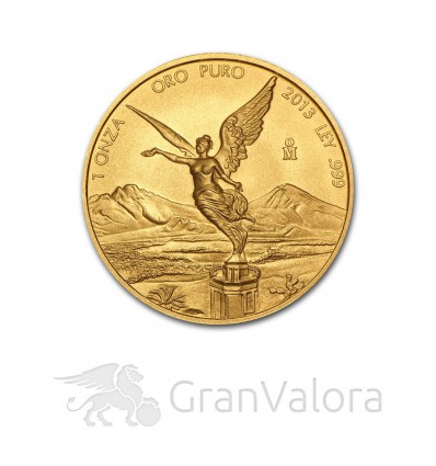 1 oz Gold Mexiko Libertad