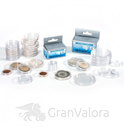 Münzkapsel für 1 oz Silber Fiji Taku